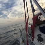 広島⇔沖縄間をヨットで往復:2015年4月18日〜5月19日の32日間