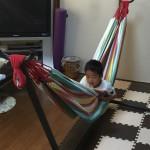 VIVRE(ビブレ)の自立式ハンモック・ダブルサイズの組み立てと寝心地