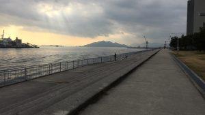 吉島釣り公園(通称)の釣り場情報:広島市中区吉島