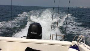 ニッサンサンキャット7.7HTⅡ(ハードトップ)の中古ボート
